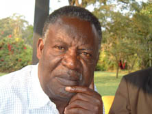 Opposition Leader - Michael C Sata